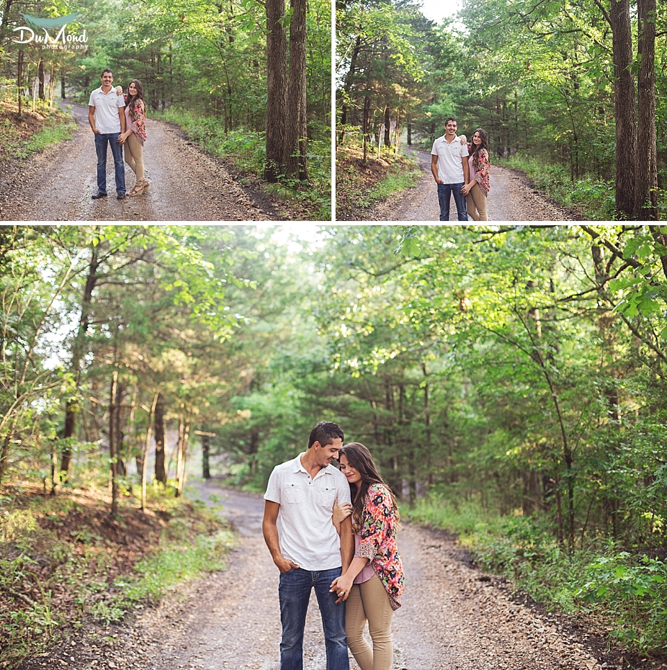 Southwest Missouri Engagement Photographer