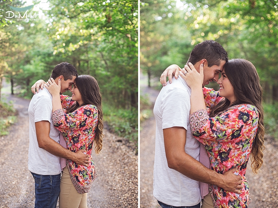 Southwest Missouri Engagement Photographers