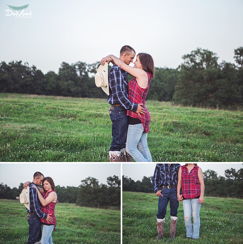 SW Missouri Engagement Photographer