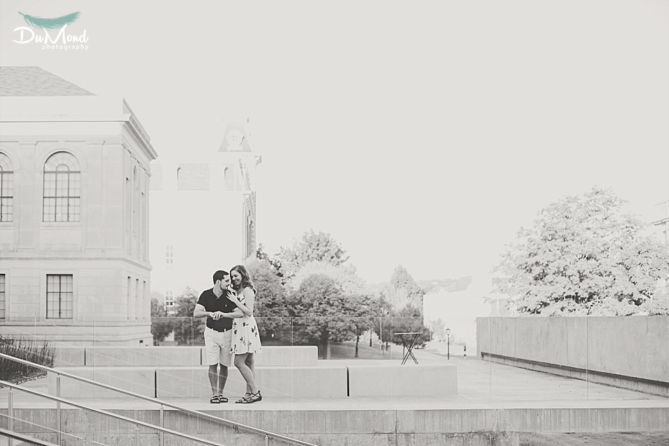 Fayetteville Arkansas Engagement Photographer