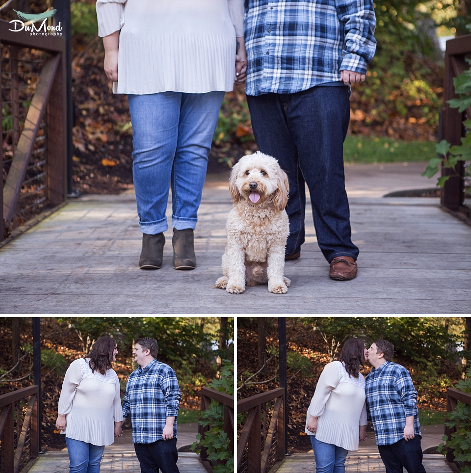 Bentonville Arkansas Engagement Photographer