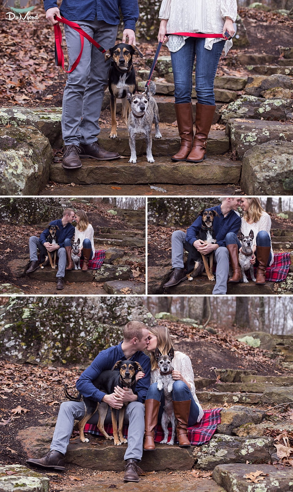 NWA Engagment Photographer