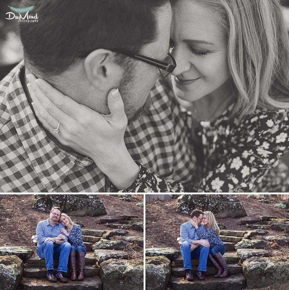 Crystal Bridges Engagement Photographer