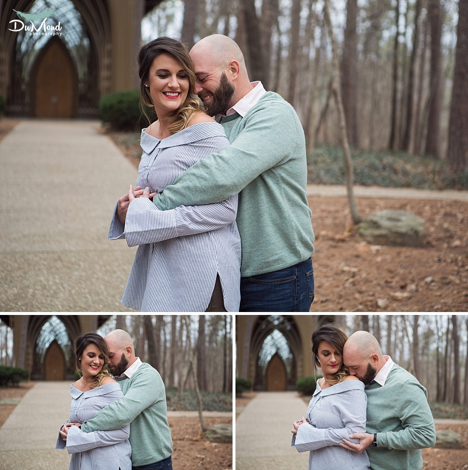 Bella Vista Arkansas Engagement Photographer