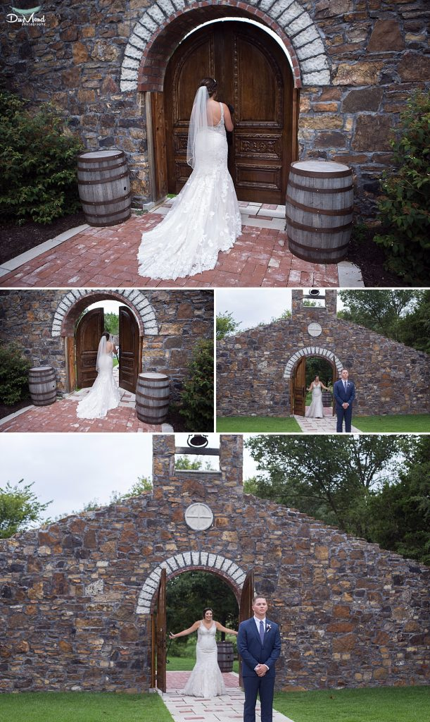 Sassafras Springs Vineyard Wedding Photographer