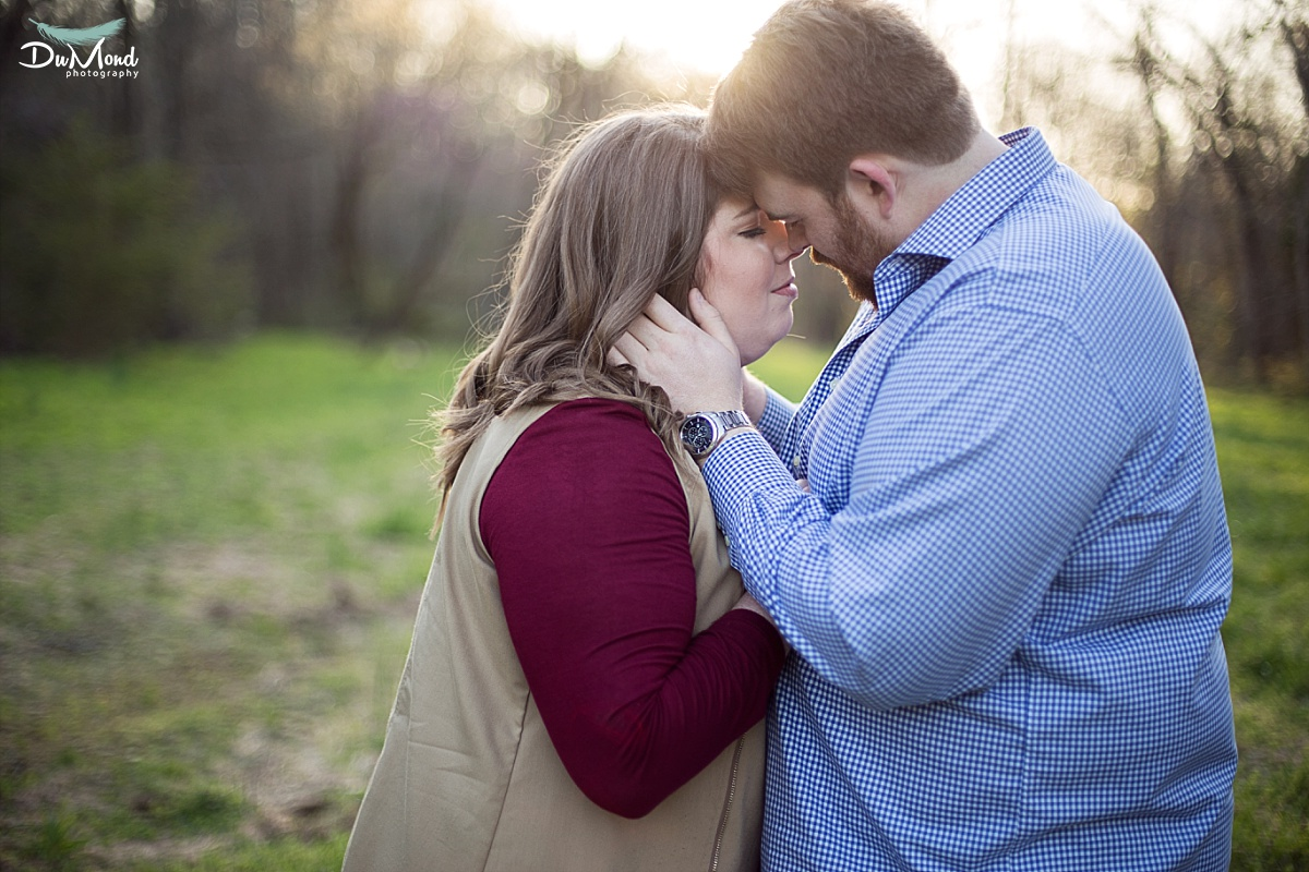 Springdale Engagement Photographer