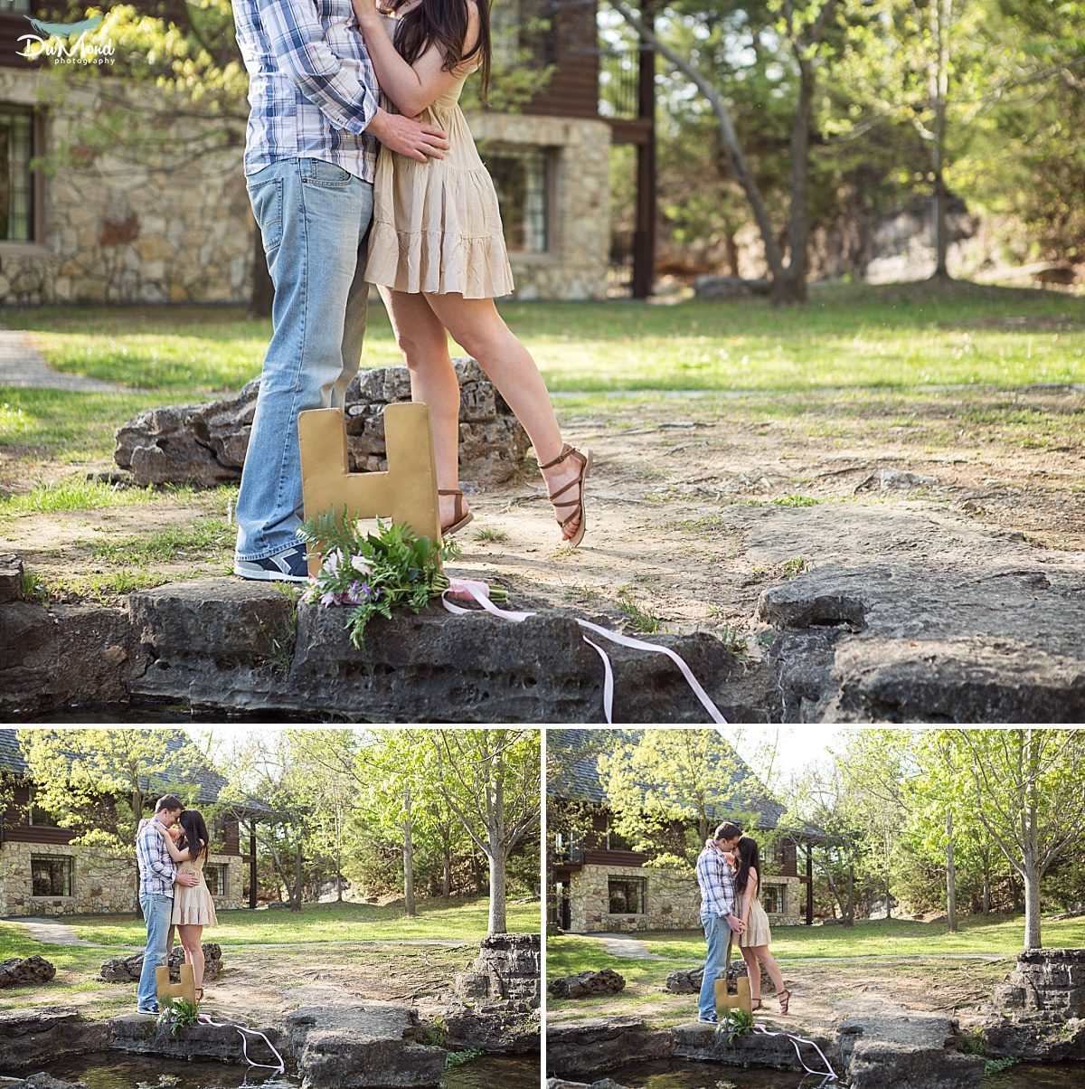 Big Cedar Lodge Engagement Photographer